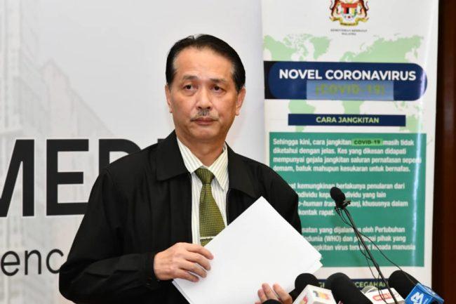 KP Kesihatan umumkan tiada lagi sidang akhbar harian Covid-19