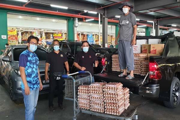 Amanah Shah Alam teruskan misi agih bantuan