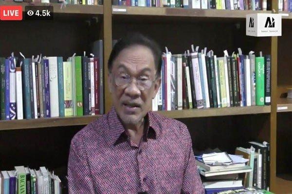 Anwar adalah mangsa diktator demokrasi