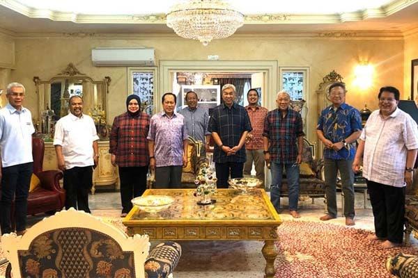 Surat Zahid : Muhyiddin belum beri jawapan, UMNO Sabah tunggu respon untuk tindakan seterusnya