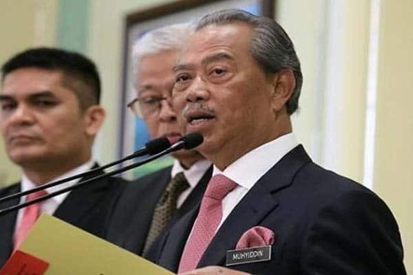 Serang menyerang sesama sendiri dalam kerajaan PN