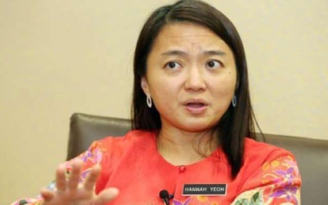 Bantuan makanan tersadai tanggungjawab menteri, jangan salahkan JKM