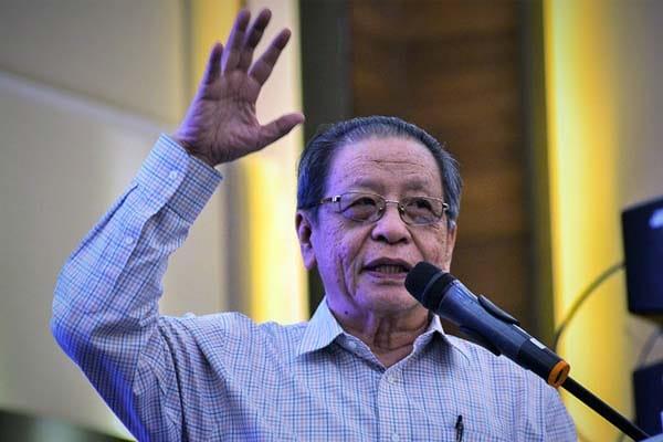 Kit Siang persoal keberanian Muhyiddin untuk adakan sidang Parlimen online