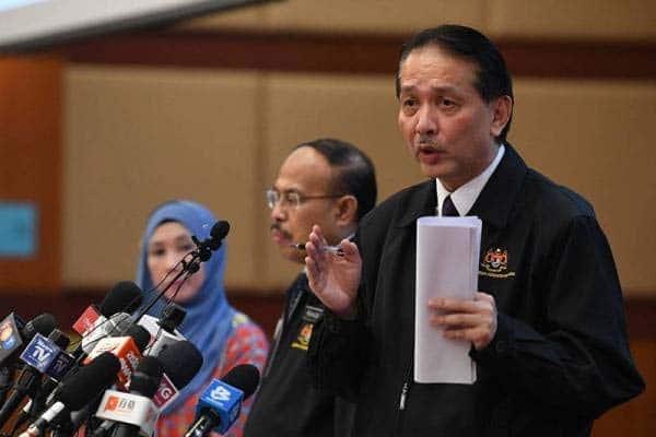 KP Kesihatan minta rakyat bersabar, longgar sekatan perlu dibuat perlahan-lahan