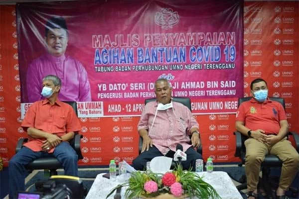 Adun Umno Terengganu tak terima satu sen pun peruntukan – Ahmad Said
