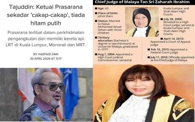 Adakah Muhyiddin akan berterusan pecat wanita-wanita profesional ini demi puaskan rakan politik?