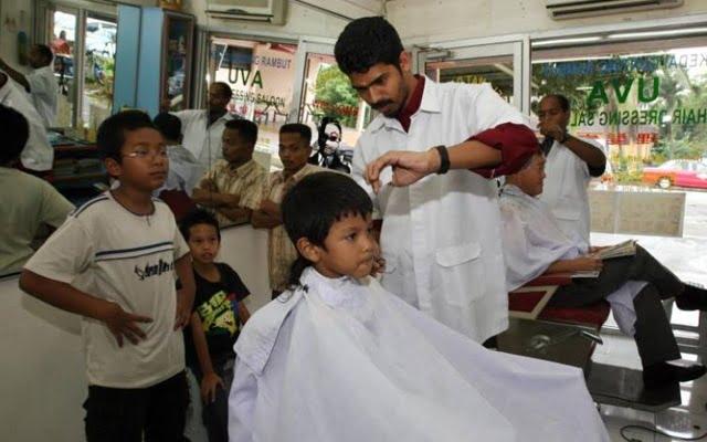 Setelah dipertikai banyak pihak, kerajaan kaji balik kelulusan khidmat gunting rambut