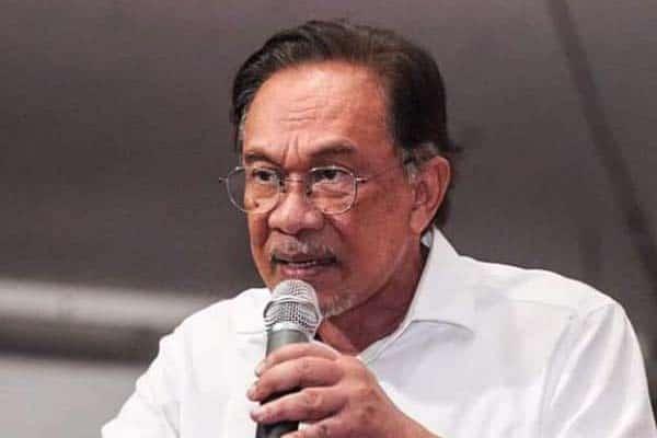 Kenyataan bersama Tun M atas dasar kerjasama pembangkang – Anwar