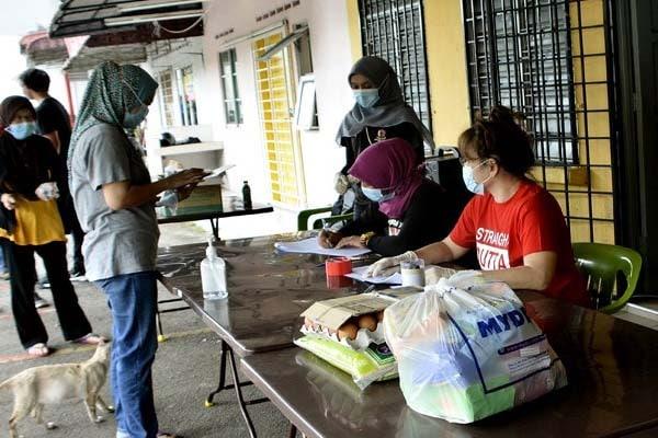 MP Klang gesa kerajaan beri bantuan makanan kepada rakyat hilang kerja
