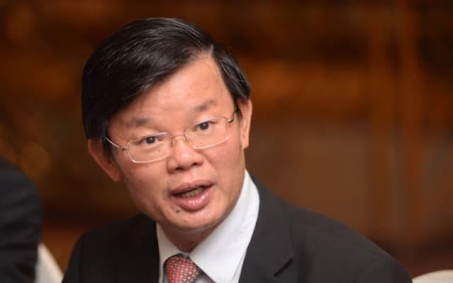Pulau Pinang dan saya sedia disaman demi lindungi rakyat, kata Chow