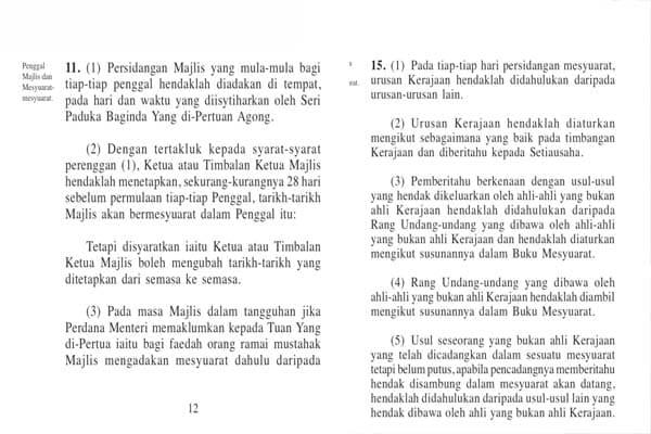 Tiada sidang Parlimen : Adakah Setiausaha dan Speaker Dewan Rakyat terkhilaf?