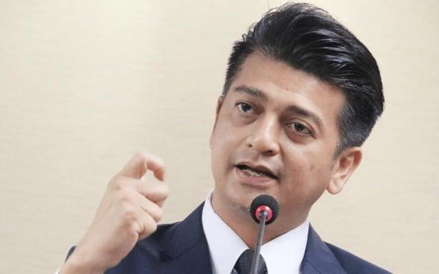 Faiz Fadzil desak dakwaan 'akaun rahsia' Umno perlu disiasat