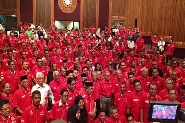 Ketua-ketua Bahagian Bersatu Kedah sokong Tun M sebagai Pengerusi Bersatu