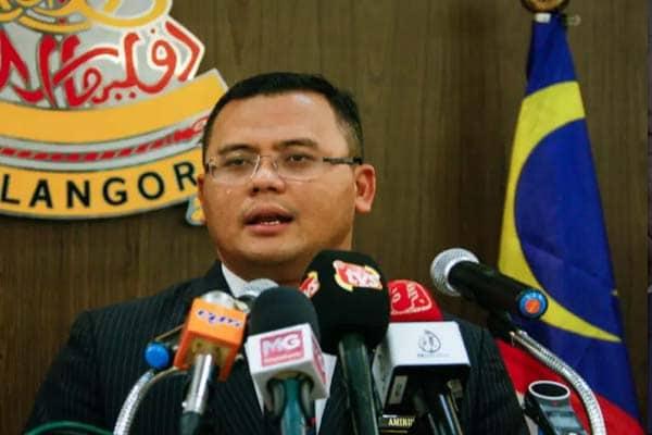 Kerajaan PH Selangor kukuh, kata Menteri Besar
