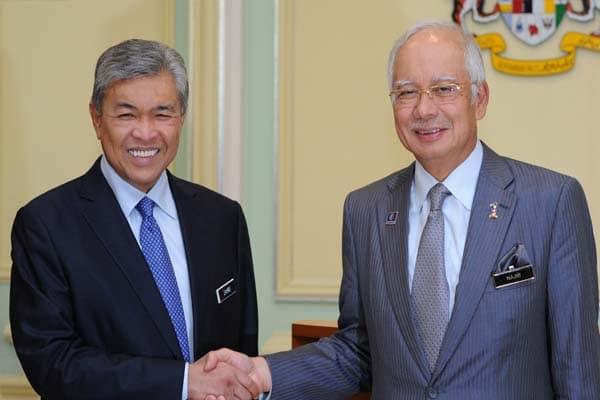 Kenapa almarhum TG Nik Aziz sebut nama Najib dan Zahid dalam doa?