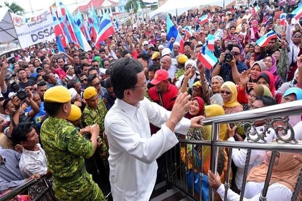 PN usah syok sendiri untuk rampas Sabah