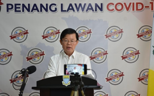 Covid-19: Kerajaan P.Pinang umum 20 lagi insentif untuk rakyat