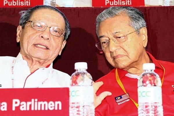 DAP kuasai PH hanya mitos ciptaan UMNO