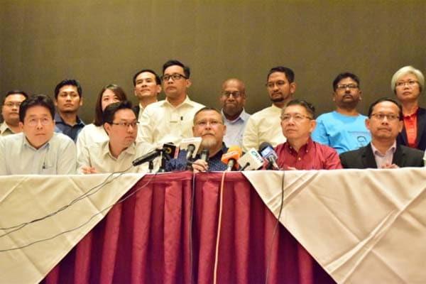 Aminolhuda layak kemudi Johor dalam keadaan PN semakin rapuh