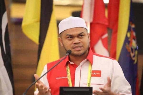 """Waktu rampas kuasa kenapa tak fikir soal bubar DUN?"""" Azam bidas ADUN UMNO"""