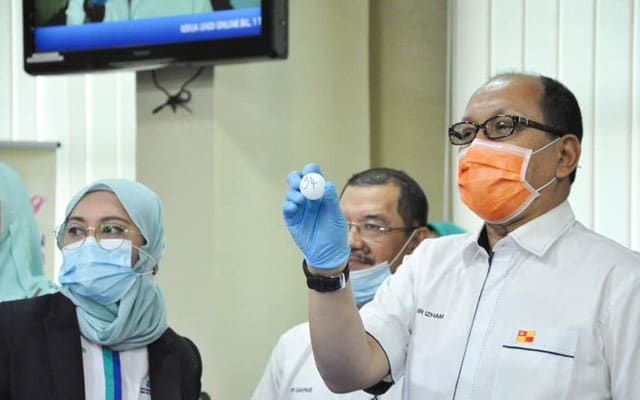 Izham sempurnakan cabutan kerja-kerja undi untuk JKR dan JPS Selangor