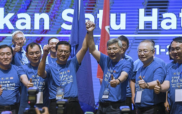 MCA yang lantang perjuangkan UEC kini kerajaan, mana suara pejuang Melayu?