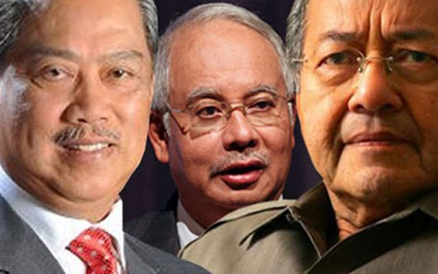 Muhyiddin sedang usaha bebaskan Najib dari sebarang pertuduhan – Tun M