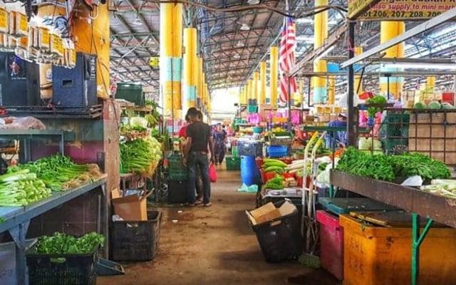 Tapak Pasar Borong KL dijual hingga RM1 juta kepada warga asing
