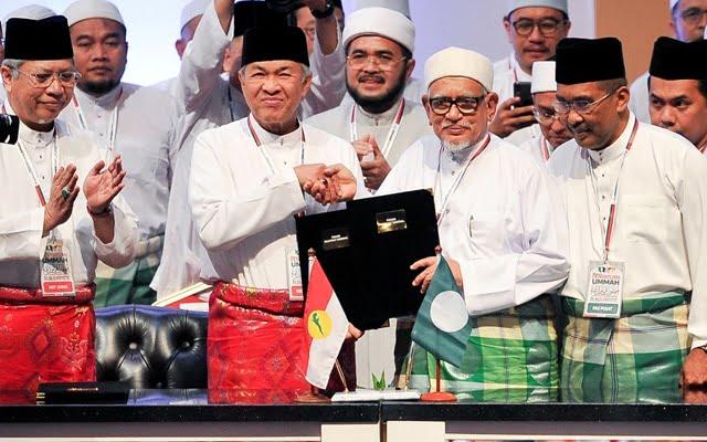 UMNO akan tinggalkan PN untuk bersama PAS waktu PRU – Penganalisis