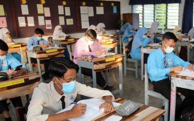 Gempar !!! 58 pelajar didapati positif Covid-19 di Sabah, namun tiada sekolah ditutup
