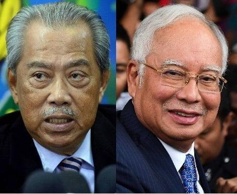 UEC: Siapa kerajaan masa lalu yang dimaksudkan Perdana Menteri?