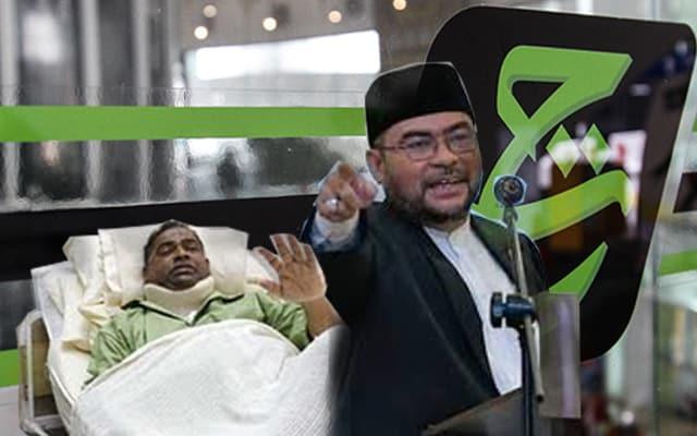 Ayuh kita berdebat, Mujahid beritahu Azeez