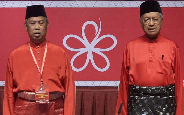 Bersatu akan saman bekas ahli guna logo parti dalam PRK Slim