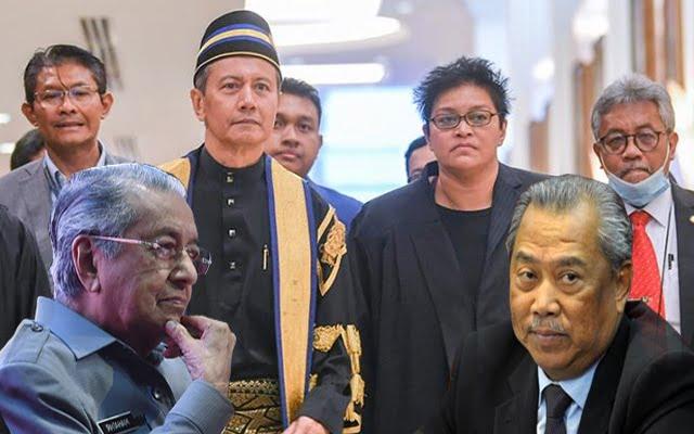 Mahathir pelik Muhyiddin tak berani teruskan undian lantik Azhar sebagai speaker