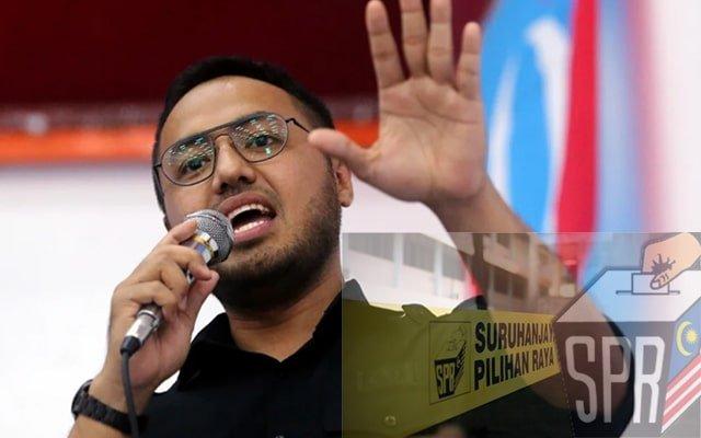 Mendahului majlis presiden PH, PKR dilihat gelojoh mahu tanding Dun Slim