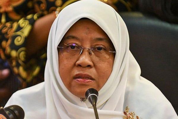 Dipecat dari PKR, Haniza masih kekal Exco kerajaan negeri Selangor