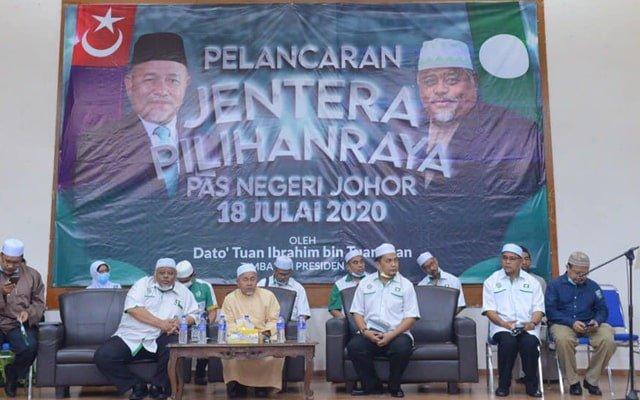 Pas Johor mungkin pilih jalan bersendirian hadapi PRU15