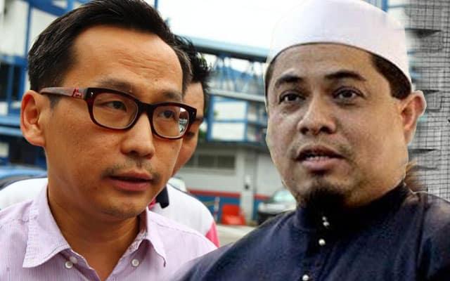Kes fitnah : Bekas ketua pemuda Pas P.Pinang diarah bayar RM100,000 kepada Eric Paulsen