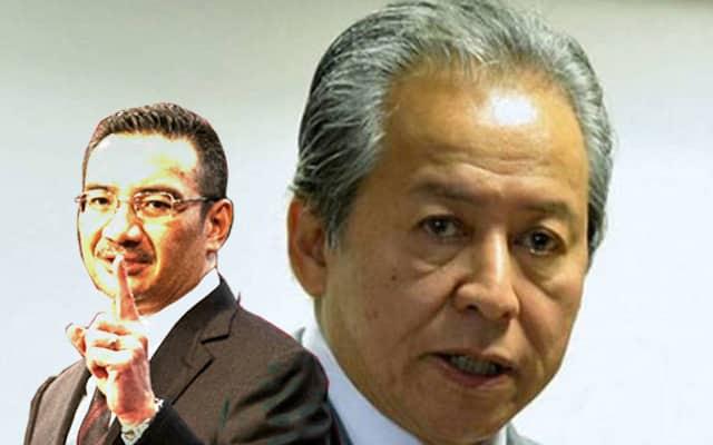 Kapal China masih berlegar di perairan negara, tapi menteri kata dah tiada