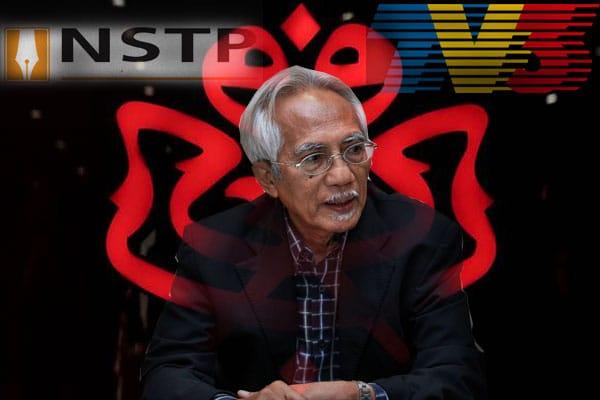 Kadir Jasin dedahkan berapa lama Umno menguasai NSTP dan TV3