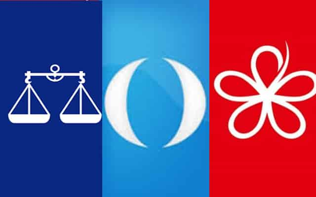 PRK Slim : Kemungkinan tiga penjuru antara BN, PKR dan Bersatu