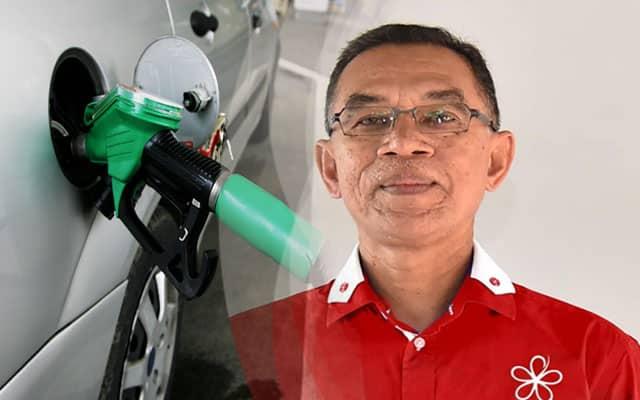 Subsidi petrol bersasar dibatalkan – Rosol Wahid