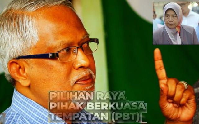 Tun M tolak idea pilihanraya kerajaan tempatan, Zuraida cuba bawa pada era PN pula
