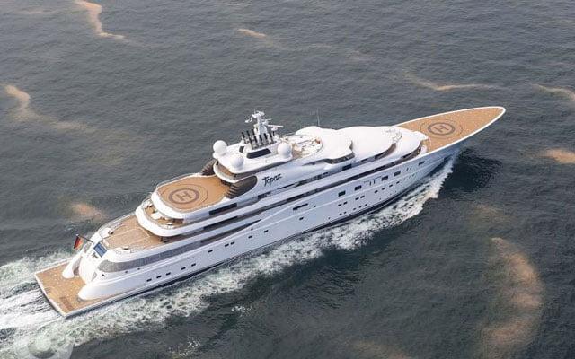 Pembelian kapal layar mewah 'Topaz' berharga RM2.7 bilion dikenalpasti guna duit 1MDB