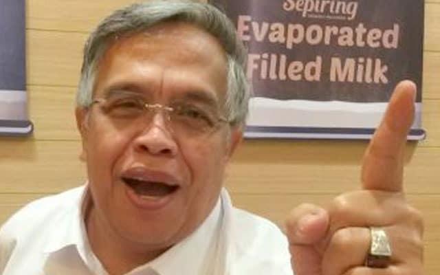 Hanya MP Umno terloncat-loncat membela kerajaan PN di parlimen