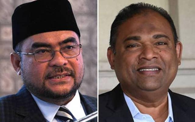 Debat isu TH : Mujahid bersedia, Azeez masih menyepi
