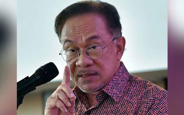 Najib sudah didapati bersalah, Lim belum – Anwar