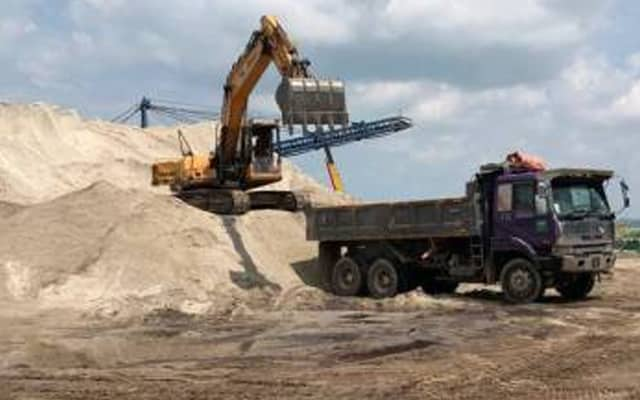 Imbuhan RM500 ribu projek pasir, nama ADUN kemasik disebut?