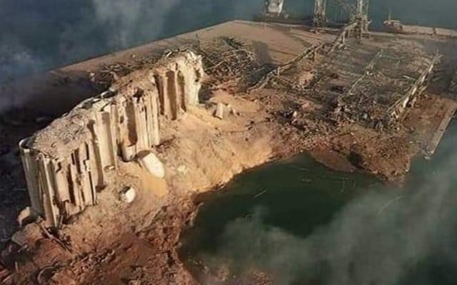 Pelabuhan Beirut dikatakan adalah lubuk mencuri hasil-mahsul negara
