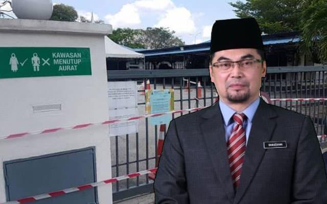 Kluster Sivagangga : Surau ditutup, JAIS minta penduduk jangan panik